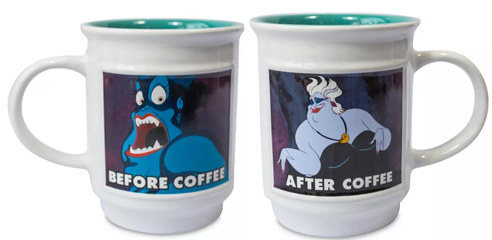 Disney Villian Meme Mug Ursula