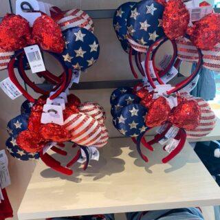 Patriotic ears