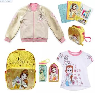 Back to School Belle