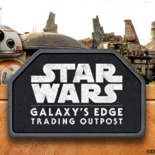 Star Wars: Galaxy's Edge Target