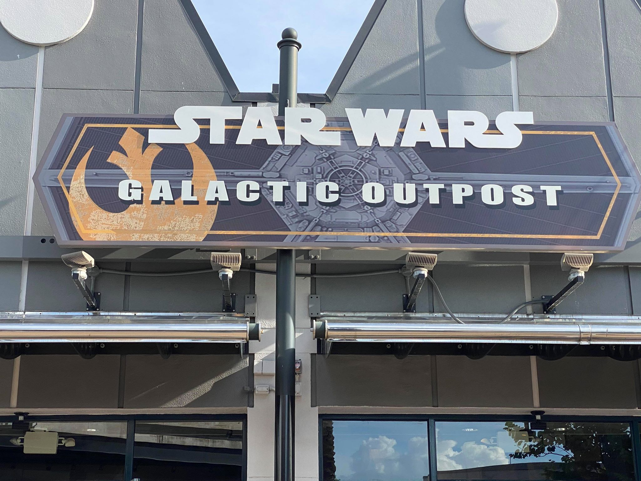 Galactic Outpost