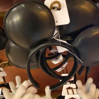 Imitation Leather Mickey Ears