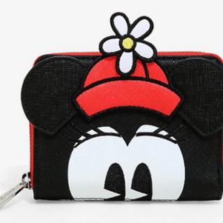 Retro Minnie wallet