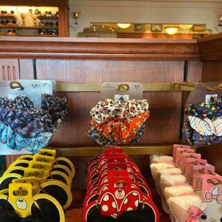 Disney scrunchies