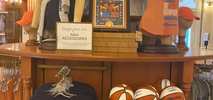 NBA playoffs merchandise
