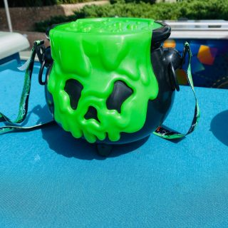 cauldron popcorn bucket