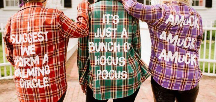 Hocus Pocus flannel