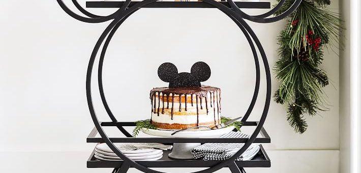 Mickey Mouse Bar Cart