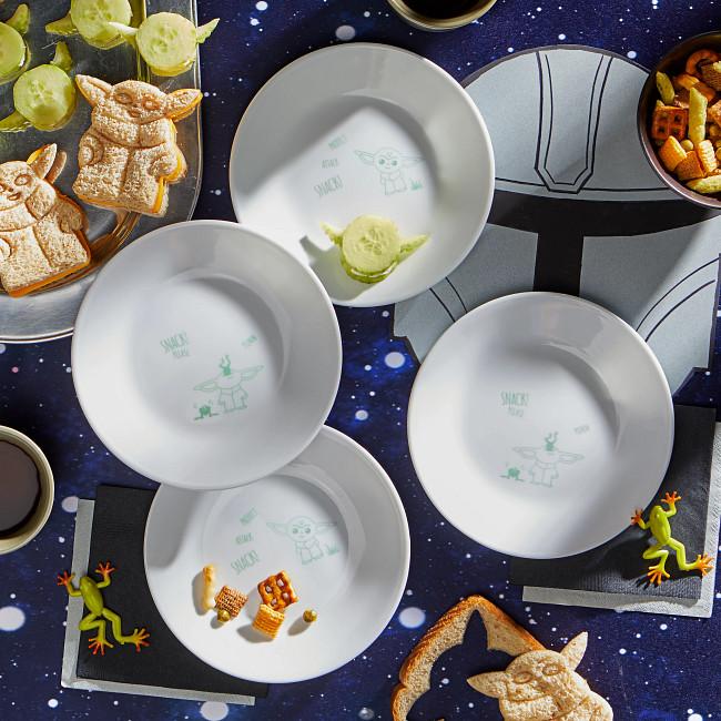 corelle Star Wars plates