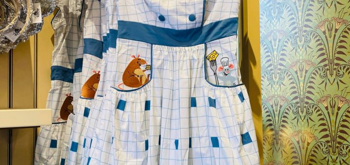 Ratatouille dress