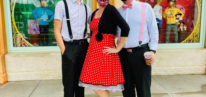Dapper Day Hollywood Studios