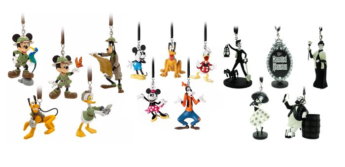 Mickey Ornament Set Feature Image