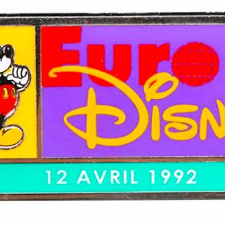 EuroDisney Pin