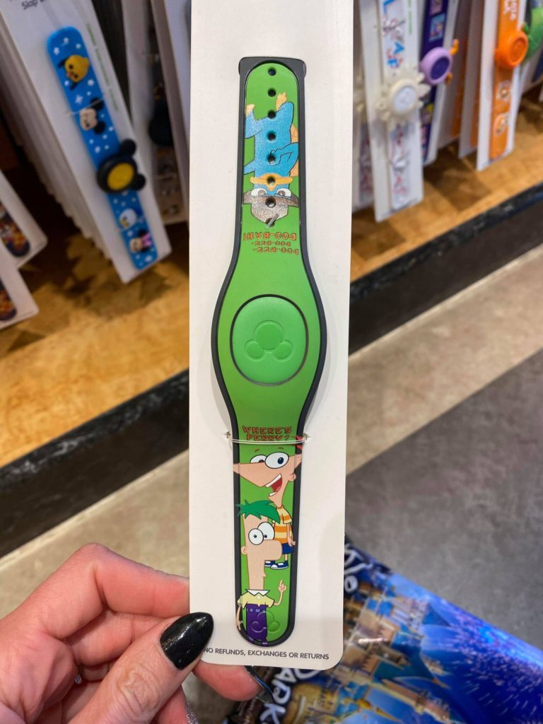 Phineas and Ferb MagicBand