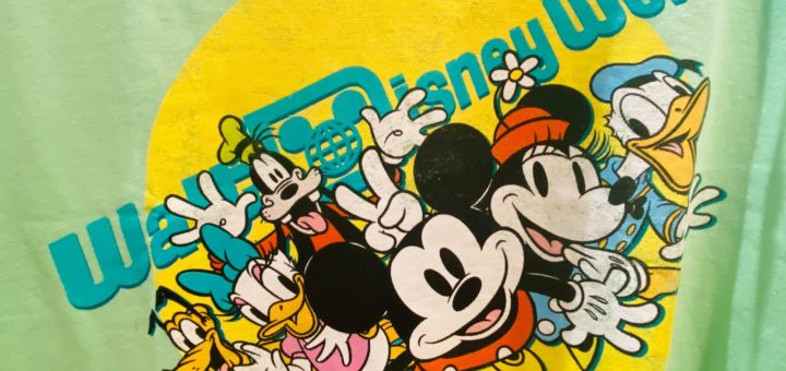 Mickey and the gang