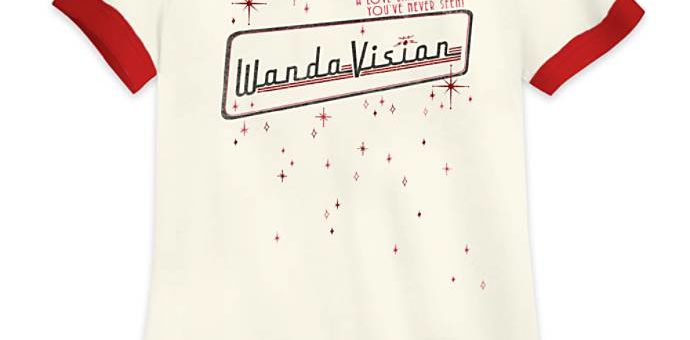 wandavision tee