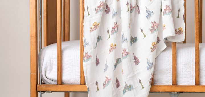 castle baby swaddles