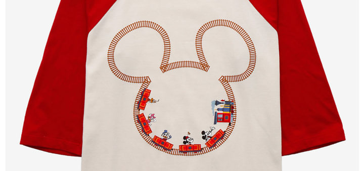 women's runaway railway shirt