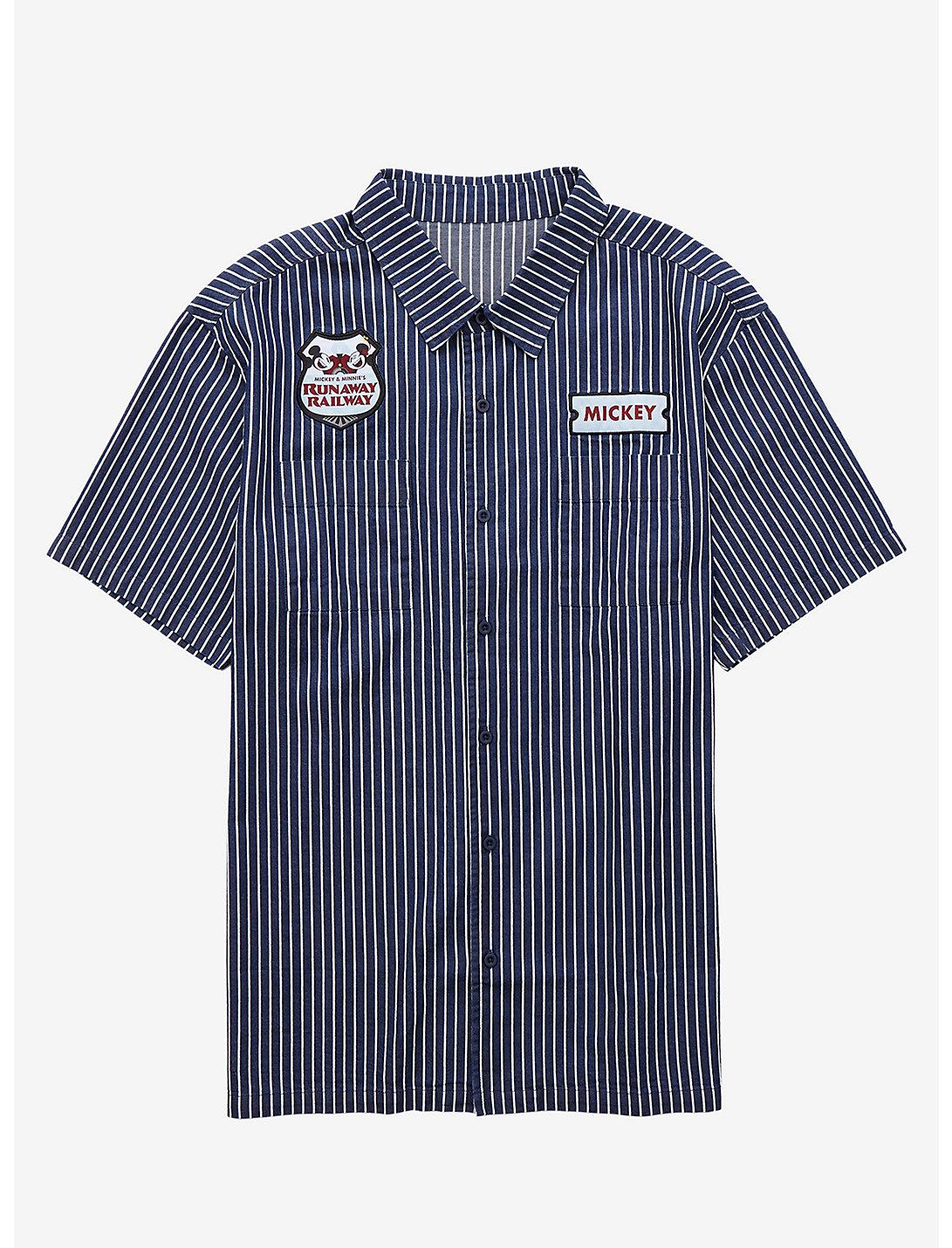 runaway railway conductor shirt