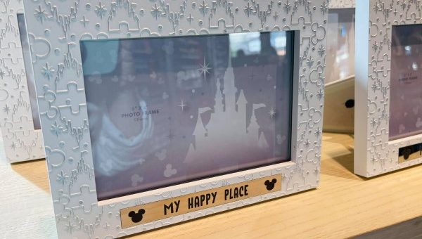 My happy Place picture frame