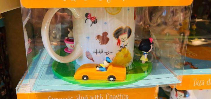 Jerrod marayuma mug with coaster