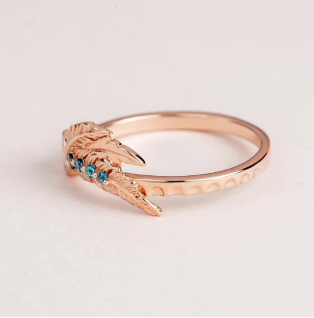 Make It Minnie Wingapo Ring
