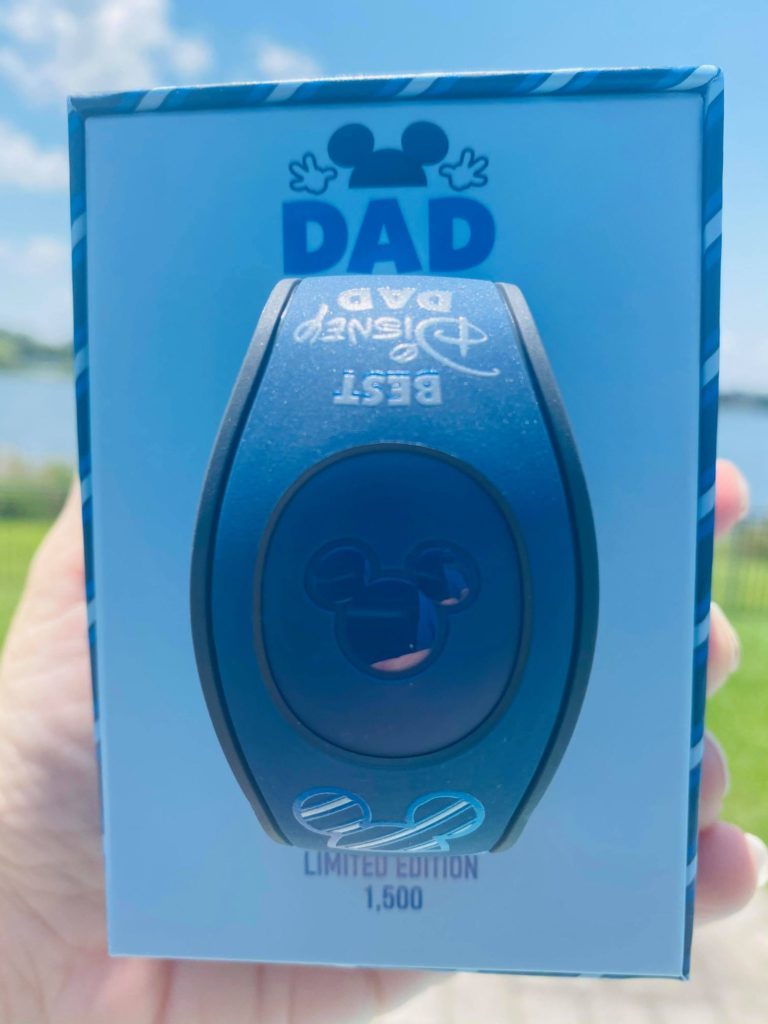 father's day magicband