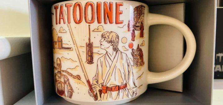 Tatooine Starbucks mug