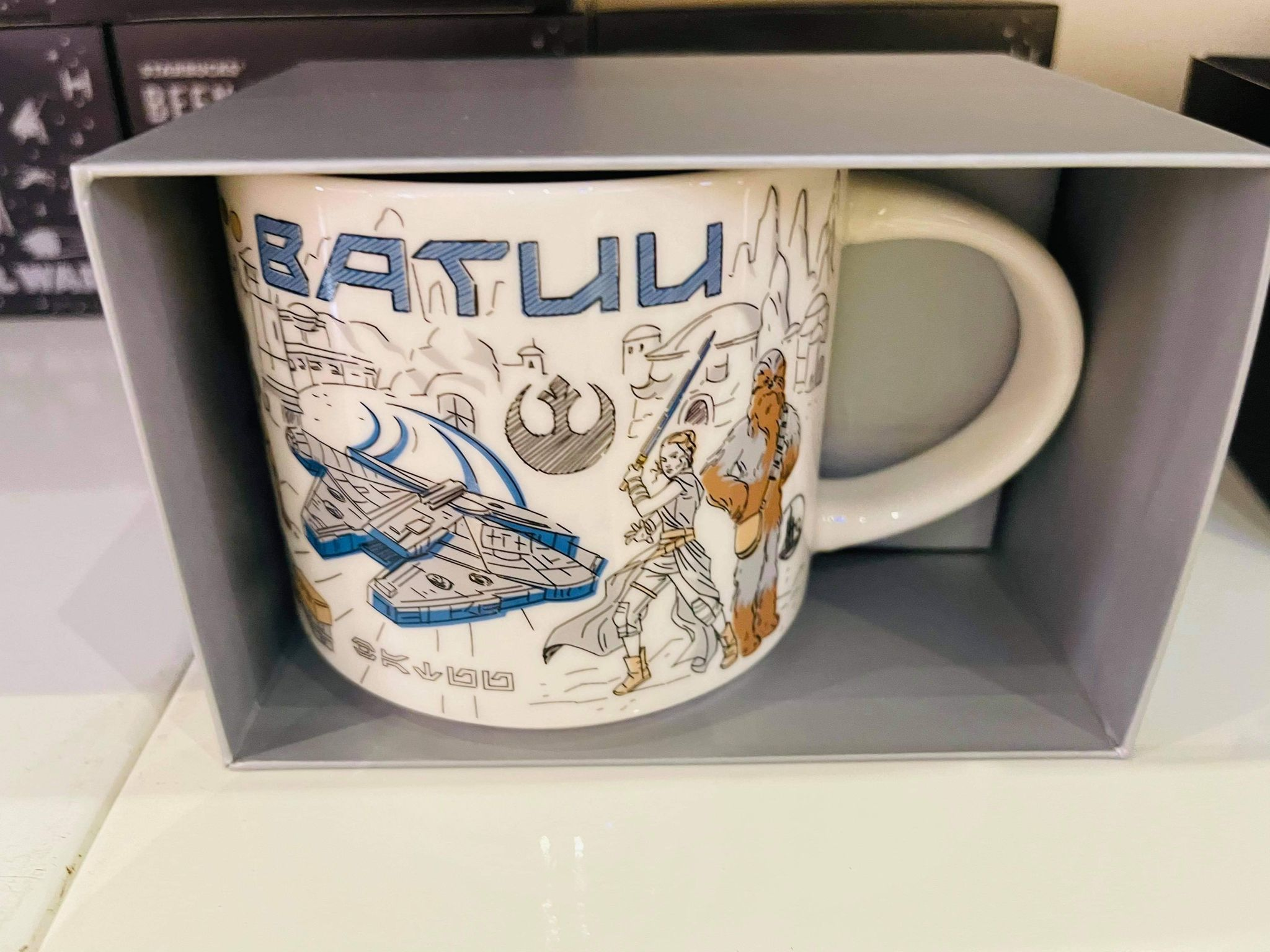 Batuu Starbucks mug