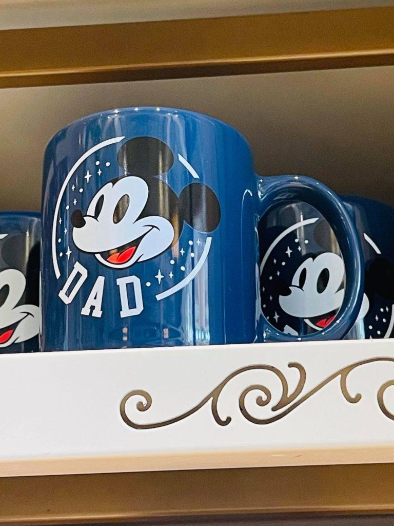 Mickey Dad Mug