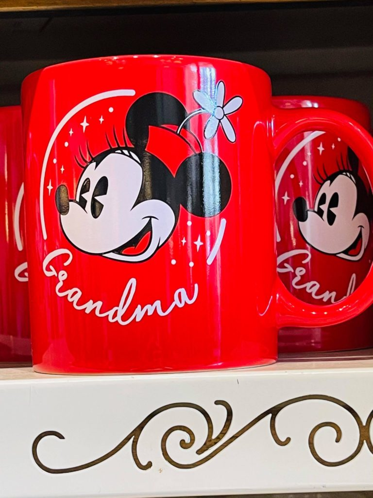 Minnie Grandma Mug