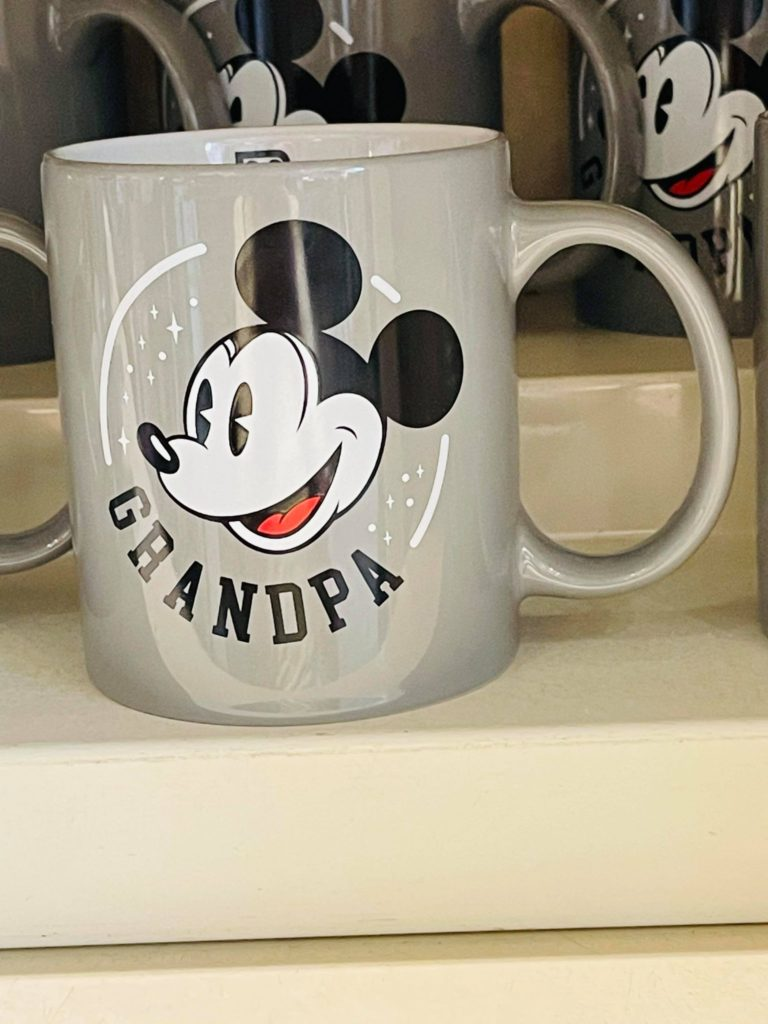 Mickey Grandpa Mug