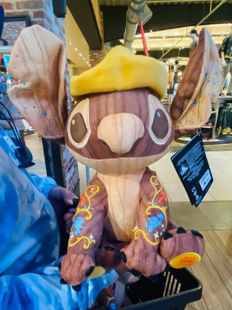 Stitch Crashes Pinocchio