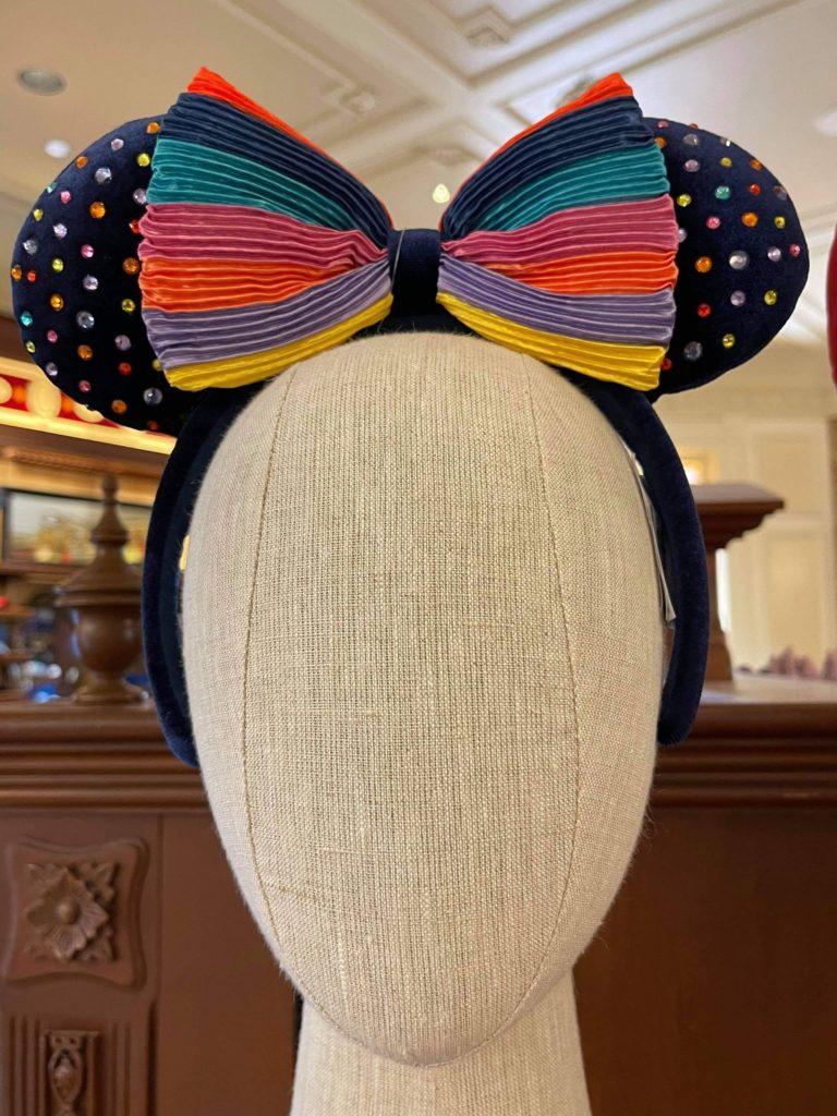 colorful minnie ears