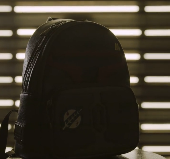Boba Fett Loungefly Mini Backpack