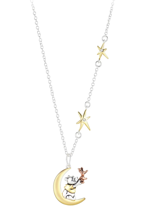 Pooh and Piglet necklace