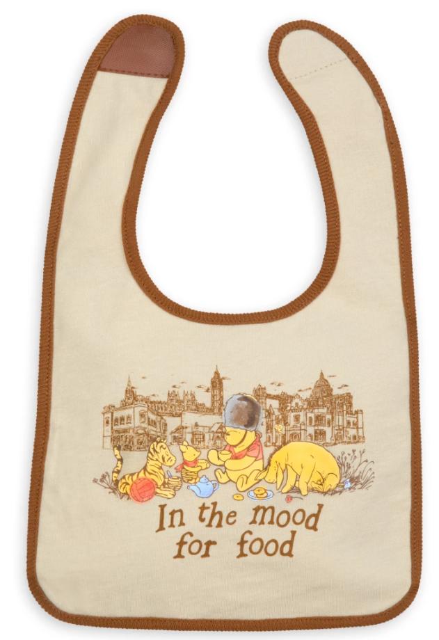 Winnie the Pooh bib