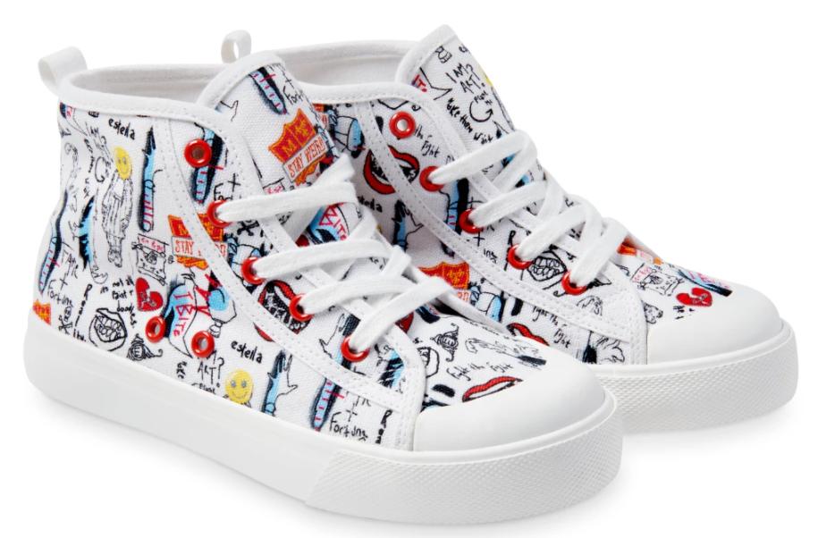 Cruella kids sneakers