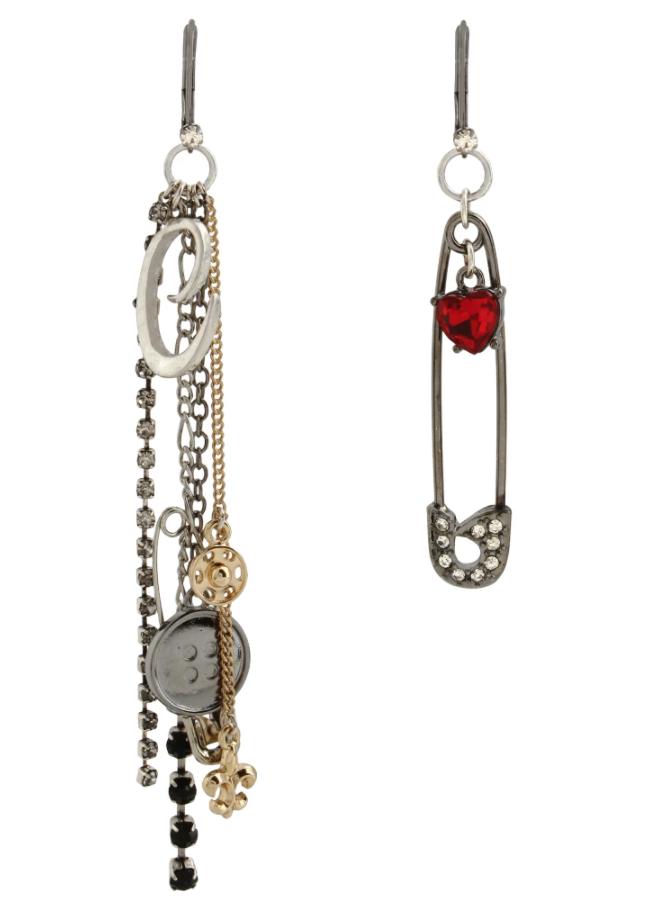 Cruella earrings