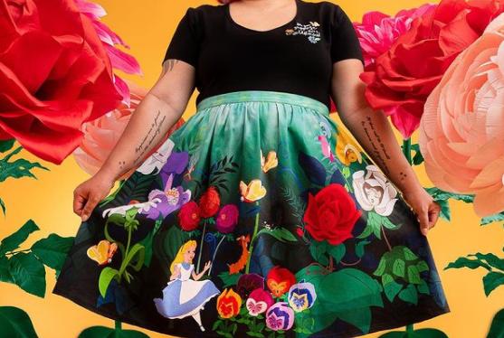 Alice in Wonderland Stitch Shoppe