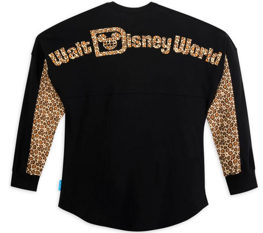 Leopard Print Spirit Jersey