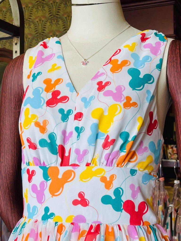 mickey balloon dress