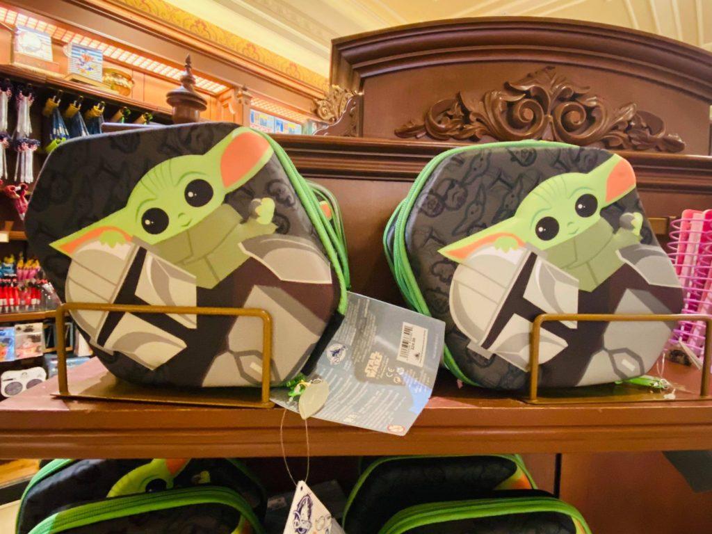 Baby Yoda Stationary Set