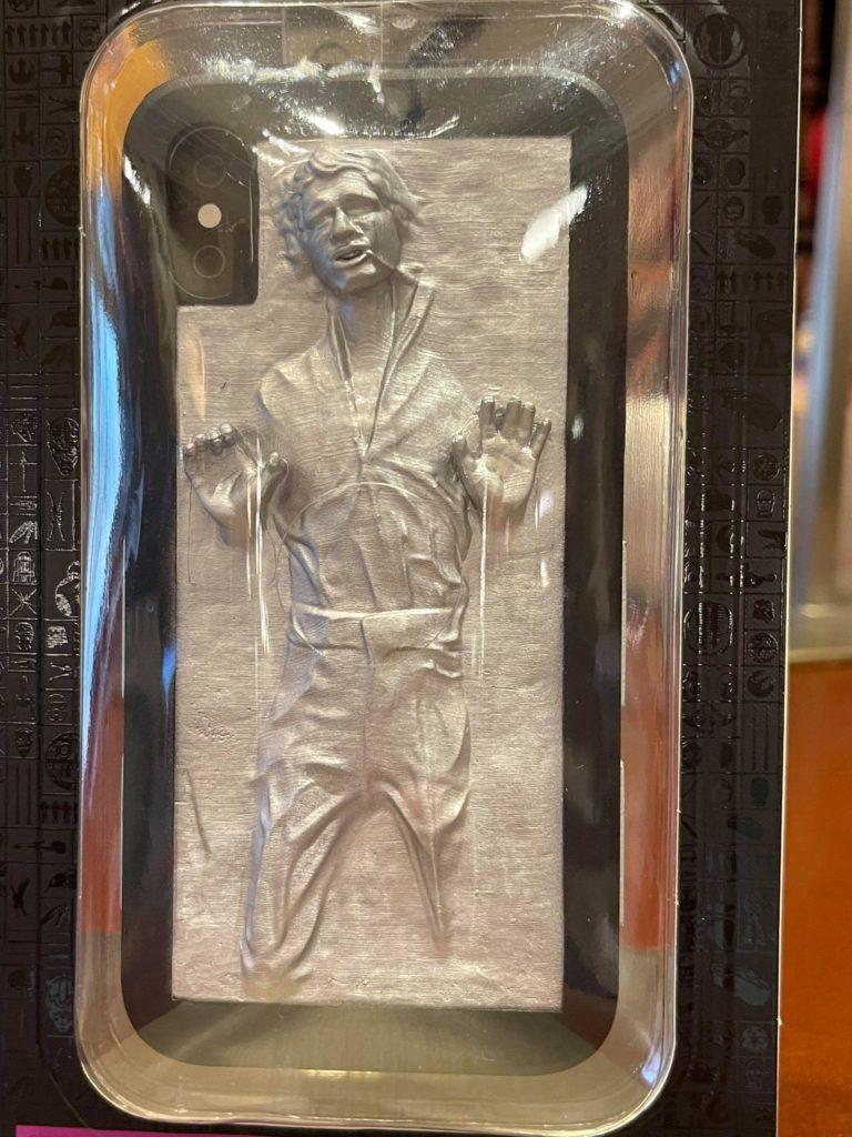 Han Solo Carbonite Phone Case